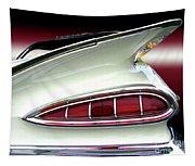 1959 Chevrolet Impala Tail Tapestry