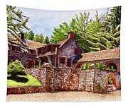 #196 Bourn Cottage Tapestry