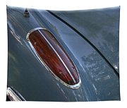 1960 Chevy Corvette Taillight Tapestry