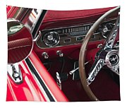 1965 Ford Mustang Fastback Dash Tapestry