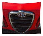 1966 Alfa Romeo Emblem Tapestry