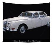 1966 Jaguar 3.8 S Type Tapestry
