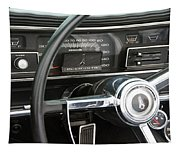1966 Plymouth Satellite Dash Tapestry