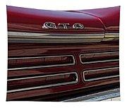 1967 Pontiac Gto Logo Tapestry