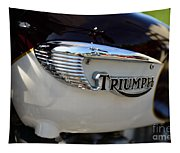 1967 Triumph Gas Tank 2 Tapestry