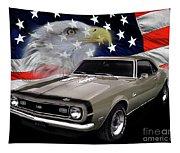 1968 Camaro Ss Tribute Tapestry