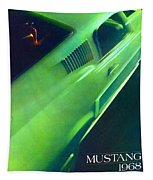 1968 Ford Mustang Tapestry