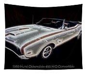 1969 Hurst Oldsmobile 455 Ho Electric Tapestry