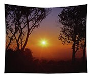 1b6348-a1 Sunrise Over Sonoma Tapestry