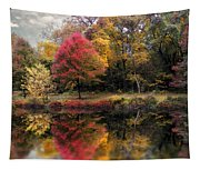 Autumn's Mirror Tapestry