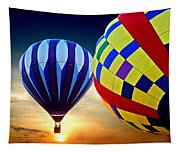 2 Balloons Tapestry