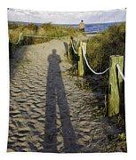 Beach Entry Tapestry