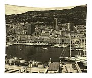 Beautiful Monte Carlo Tapestry