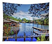 Big Daddy's Harbor Tapestry