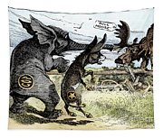 Bull Moose Campaign, 1912 Tapestry