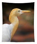 Cattle Egret Tapestry