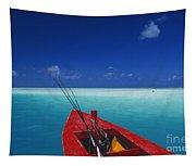 Christmas Island, Bone Fi Tapestry