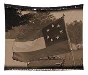 Confederate Camp Tapestry