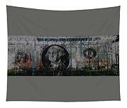 Dollar Bill Tapestry