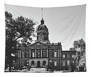 Elkhart County Courthouse - Goshen, Indiana Tapestry