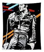 Elvis Tapestry