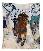 Galloping Horse Tapestry