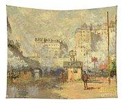 Gare Saint Lazare Tapestry