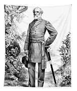 General Robert E Lee Tapestry