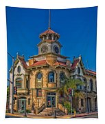 Gilroy's Old City Hall Tapestry