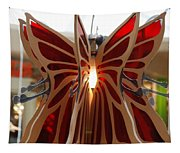 Hanging Butterfly Tapestry