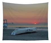 Here Comes The Sun - Ocean City New Jersey Tapestry