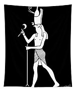 Horus - God Of Ancient Egypt Tapestry