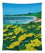 Jalama Beach Tapestry