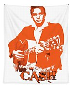Johnny Cash The Legend Tapestry