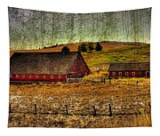 Johnson Road Barns Tapestry