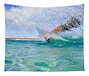 Kitesurfing Tapestry