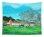 La Purisima Mission Tapestry