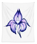 Lady Iris Tapestry