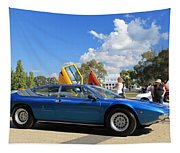 Lamborghini Urraco P250s Tapestry
