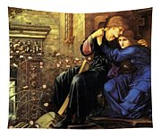 Love Among The Ruins Tapestry