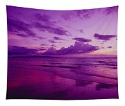 Maui Sunset Tapestry