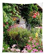 Mission Garden Tapestry