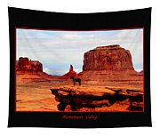 Monument Valley II Tapestry