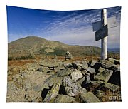 Mount Washington - White Mountains New Hampshire Usa Tapestry