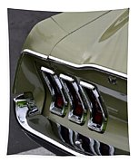 Mustang Fastback Tapestry