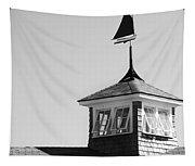 Nantucket Weather Vane Tapestry