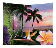 Natural Beauty Tapestry