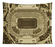 Notre Dame Stadium Tapestry