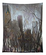 Nyc Central Park Tapestry
