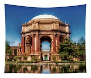 Palace Of Fine Arts Tapestry